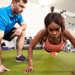 Nutritional and Fitness Training Services.